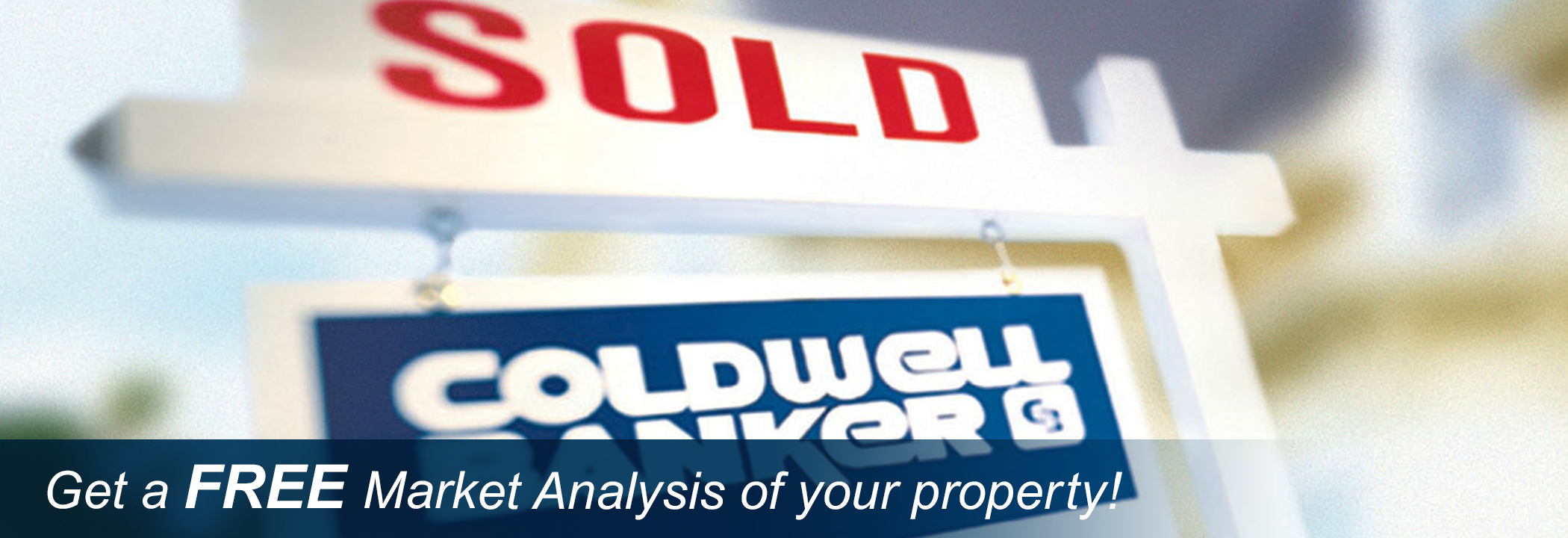 Selling? Get a free market analysis of your property!